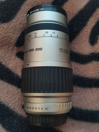 Pentax SMC-FA 100-300 mm