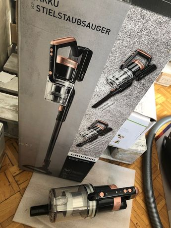 Odkurzacz ręczny, akumulatorowy Grundig VCP 3930