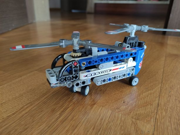 2w1 LEGO TECHNIC jak nowe
