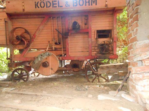 Kolekcjonerska Młocarnia Ködel & Böhm