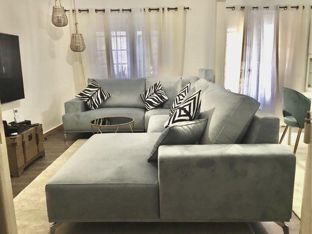 Sofás para sala - Chaise Longue