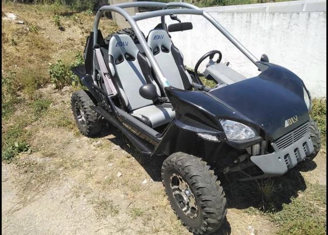 Kartcross buggy utv