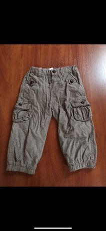 Spodnie dla dziecka Zara baby