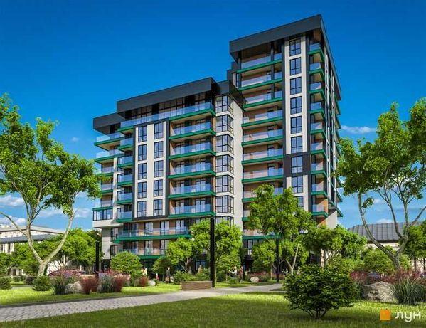 Продам квартиру ЖК Миронова, центр, Мости Сити, Менора