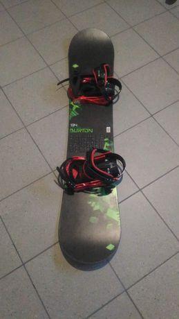 Deska snowboardowa 134 burton