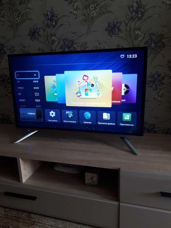 Телевизор Bravis Smart tv, Android, Wi Fi