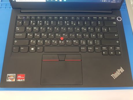 "Ноутбук Lenovo ThinkPad E14 Gen 2 14"" IPS Ryzen 3 4300U/8Gb/SSD512Gb"