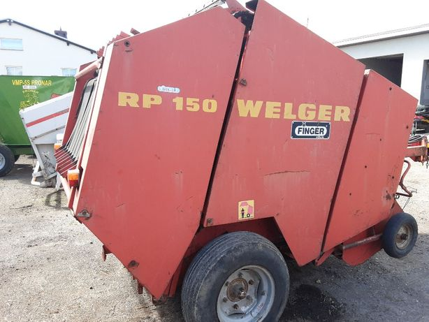 Prasa rolujaca WELGER RP 150 RP 15