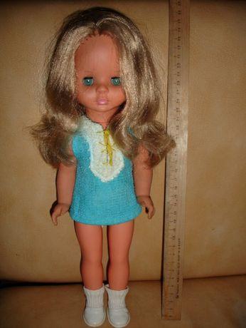 Кукла ГДР/лялька німецька, зріст 34 см; стан нової; раритет часів срср