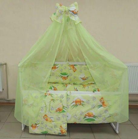 Продам набор детского постельного  белья