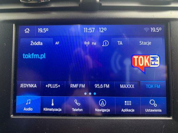 Ford aktualizacja sync 3 android auto, mapy f 10 2021 ,modyfikacje