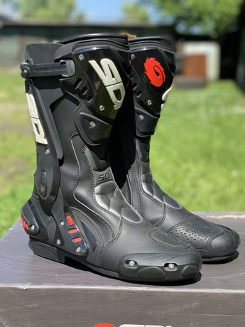 Nowe buty motocyklowe WLOSKIE SIDI stivali st rozmiar 45 PROMOCJA!