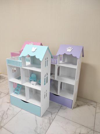Домик для куклы ,домик для кукол, игрушечный домик