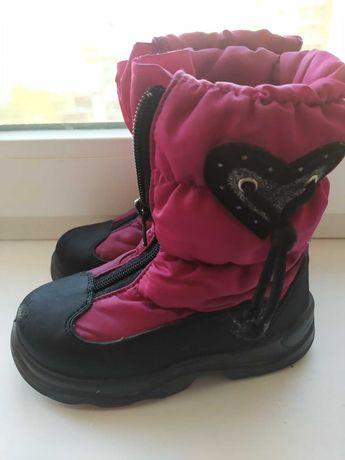 зимние ботинки сапоги Скандия Skandia . (Италия)