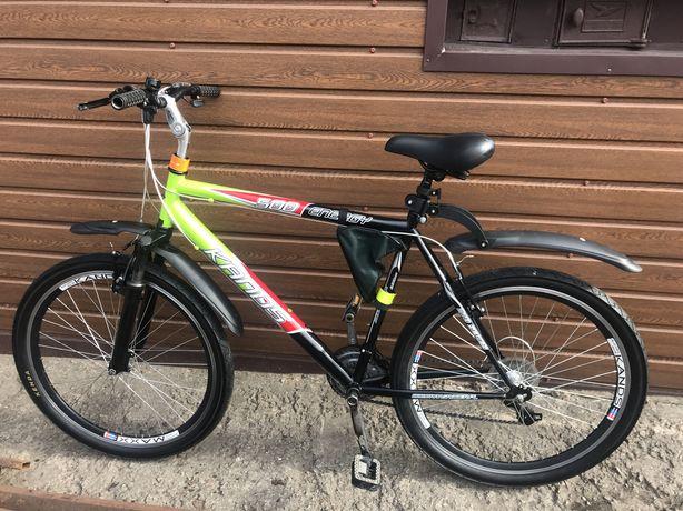 Продам велосипед Kand 500 energy, 26 MTB версия, спортивный, горный