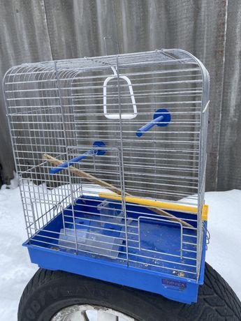 Клітка для попугаїв
