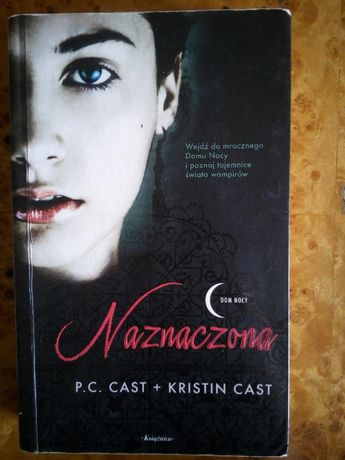 P. C. Cast Kristin Cast Naznaczona