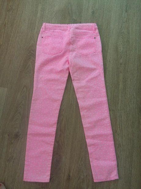 джинси літні для дівчинки 12- 13 р.