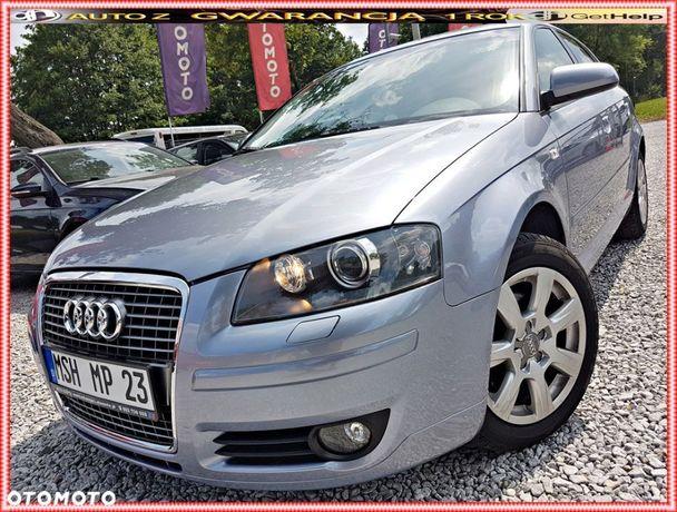 Audi A3 Piękne AUDI A3 1.4 turbo 140KM przeb 125tyś SERWIS 100%BEZWYPADEK
