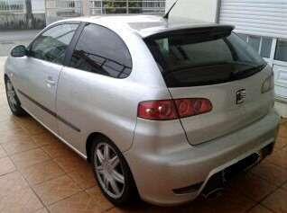 Aleron Seat Ibiza mk4 6L (tipo cupra)