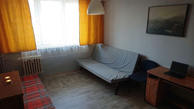 Duży pokój 2 osobowy w Centrum Zielonej Góry do wynajęcia.