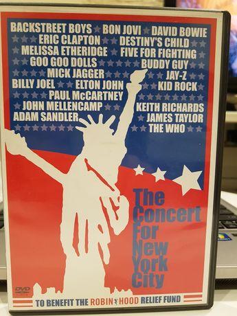 The Concert for New York City DVD Louis J. Horvitz  Dvd