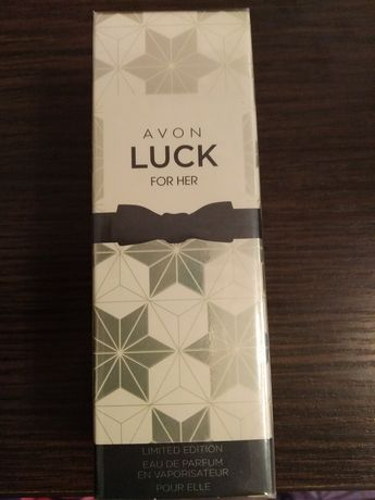 Духи avon LUCK for her