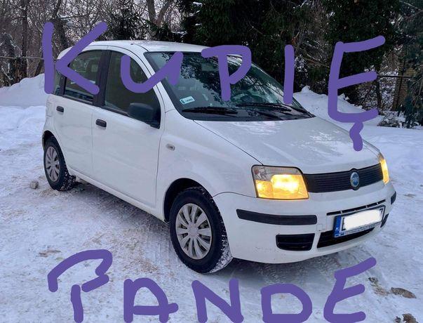 Fiat Panda 1,1 LPG fabryczny gaz faktura VAT 23% ładny stan