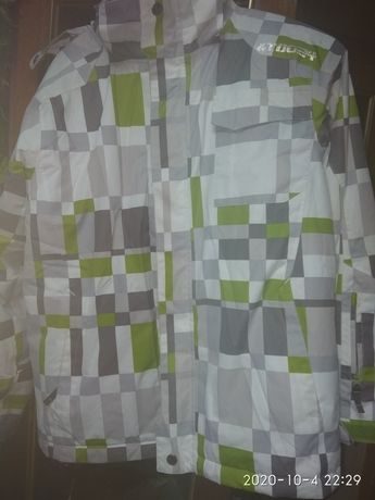 Термокурточка на підлітка