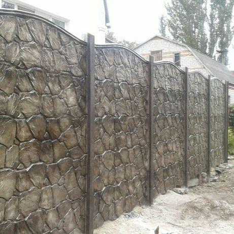 бетонные заборы винница вінниця, вінницька область