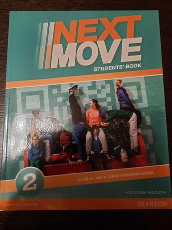 Ksiazka do angielskiego nowa Next Move 2