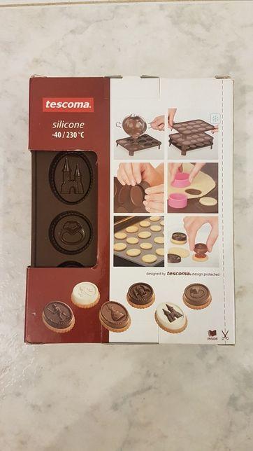 PORTES GRÁTIS - Formas para Chocolate Silicone da Tescoma NOVO