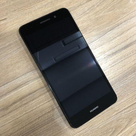 Мобильный телефон Huawei Y6 II Black CAM-L21 black