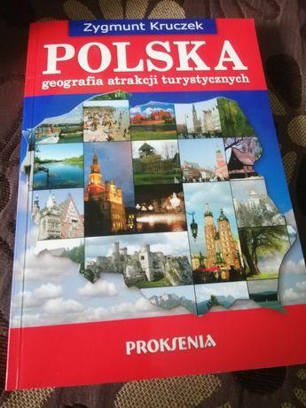 Polska geografia atrakcji turystycznych Zygmunt Kruczek