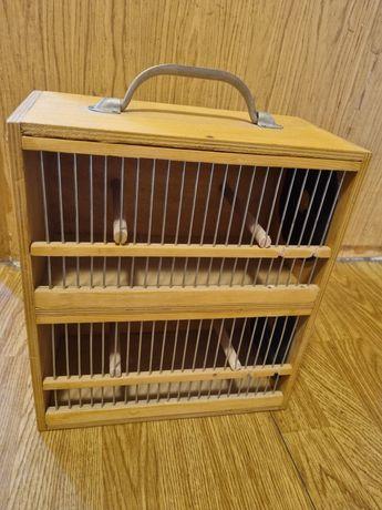 Transporter dla ptaków