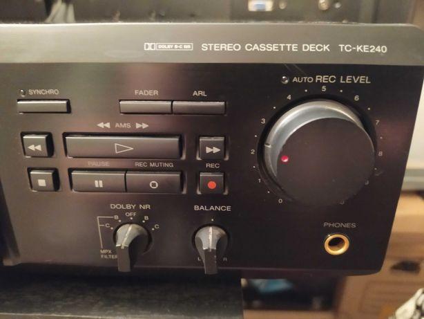 Sony deck TC-KE240
