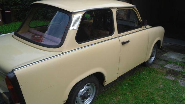 Trabant 601 LX Deluxe