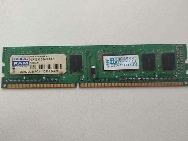 DDR3 2 gb Goodram