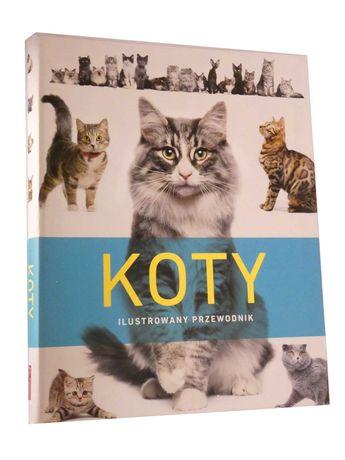 Koty ilustrowany przewodnik 2810