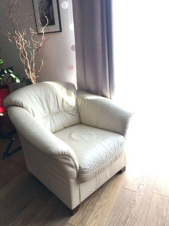 Fotel skórzany KLER