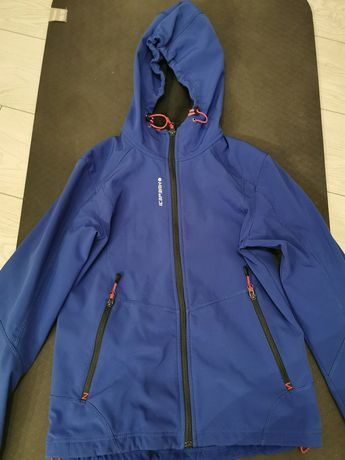 Softshell Icepeak rozmiar 38 kolor chabrowy