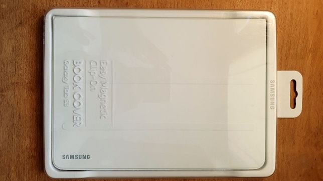 Samsung galaxy Tab S3 etui case oryginalne NOWE OKAZJA Gwarancja białe