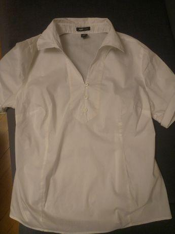 Koszula biała h&m mama