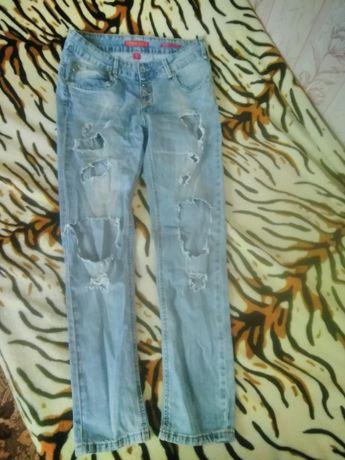 Джинсы, шорты, размер 28