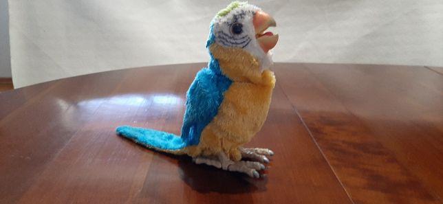 Papagaio da FurReal HASBRO e quadro de dardos