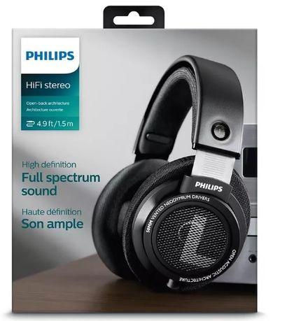 Słuchawki nauszne Philips SHP9500 wersja BOX NAJTANIEJ, wysyłka 24h