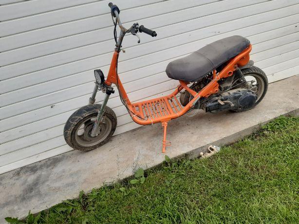 Скутер 150сс робочий