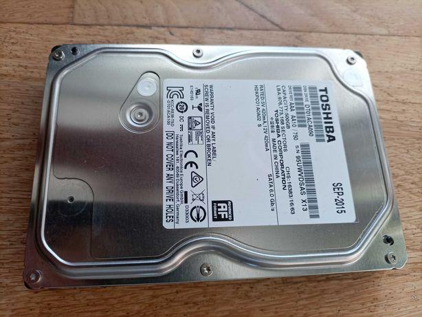 """HDD 3.5"""" Toshiba 500Gb Sata III 7200 32MB"""