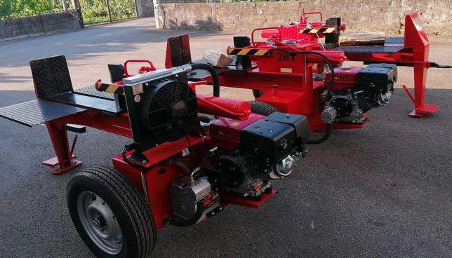 Rachadores lenha gasolina-eléctrico-tractor