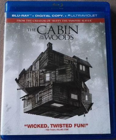 """""""Dom w głębi lasu"""" / """"Cabin in the woods"""" Blu-Ray USA reg. A bez PL"""